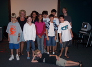 Middle School Film Camp