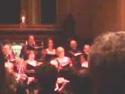 Melbourne Chamber Choir Concert .