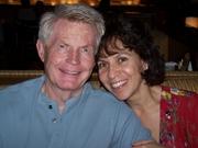 Dad and Anita
