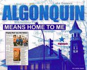 Algonquin Project LOGO