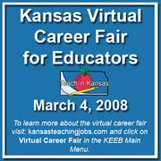 Kansas Virtual Career Fair