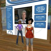 Kansas Education Avatars in Second Life