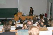 Full house for Ulrike