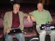 David Warlick & Will Richardson....