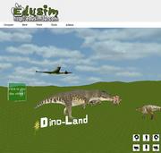 Updated Dinoland Sim