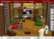 EduBlogger Lively Lounge