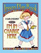 I'm in Charge Here Lesson Plan Book