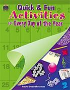 Quick & Fun Activies for Every Day of the Year