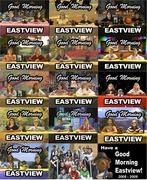 2009 series poster -Good Morning Eastview