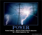 All About Power?