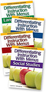 Differentiating Instruction With Menus - MS