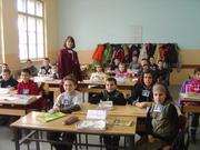 Kosovo Elementary Classroom