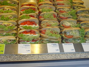 German Fish Fast Food
