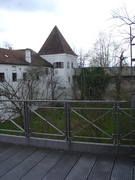 The ditch of the castle