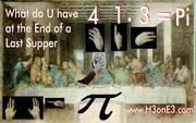 Da Vinci code the last supperjpg