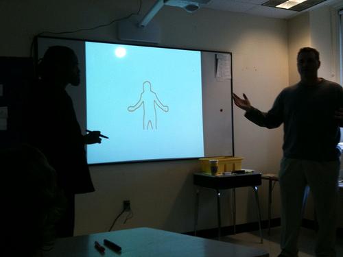 Art class revolutionized