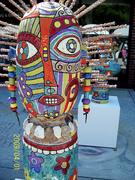 """""""Head Art"""" A Sculpture"""