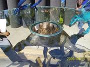 Sea Turtle coffee table