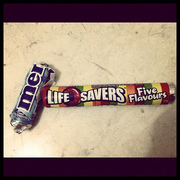 Lifesavers v. Mentos. The choice is clear in my house. #bothyumyum