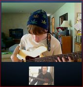 Skype Bass Lesson with Ben