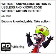 ED-ucation Quote 1
