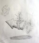 Rachel Drawing