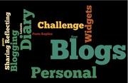 Blogs wordle