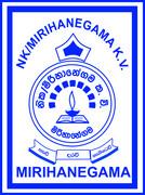 Mirihanegama School Logo