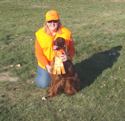 Lacey's 2nd hunt pass