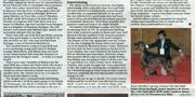 article in the Dog World magazine