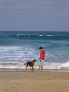 @ guincho beach!
