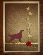 Anna's Handmade Cards with Setters