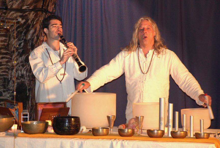 Chris Amrhein und Paul Freh Salzheilstollen