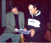 ws DavidHykes WolfgangSaus Koeln2003