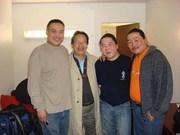 Tran Quang Hai & 3 Tuvin Musicians