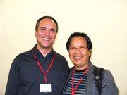 Wolfgang Saus, Tran Quang Hai, Stimmtage Stuttgart 2006. Photo (c) Saus