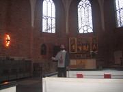 Filip in Closter-Kyrka in Lund