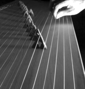 Monochord Detail 3