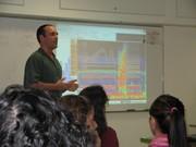 Israel Jerusalem University lecture Wolfgang Saus 2005