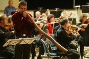 Didgeridoo und Orchester