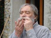 John WRIGHT, maestro of Jew's harp