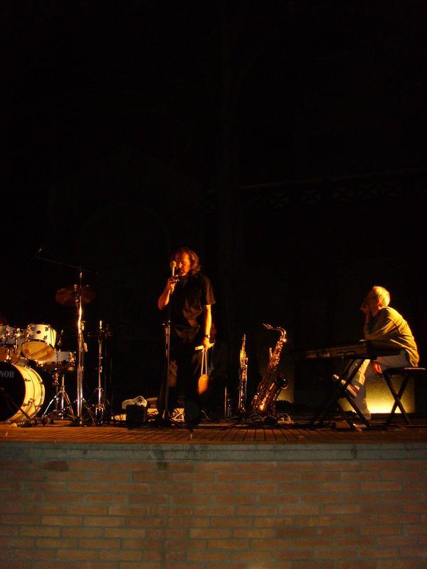 present times at palazzo zuckermann, padova, italy, 23/08/08