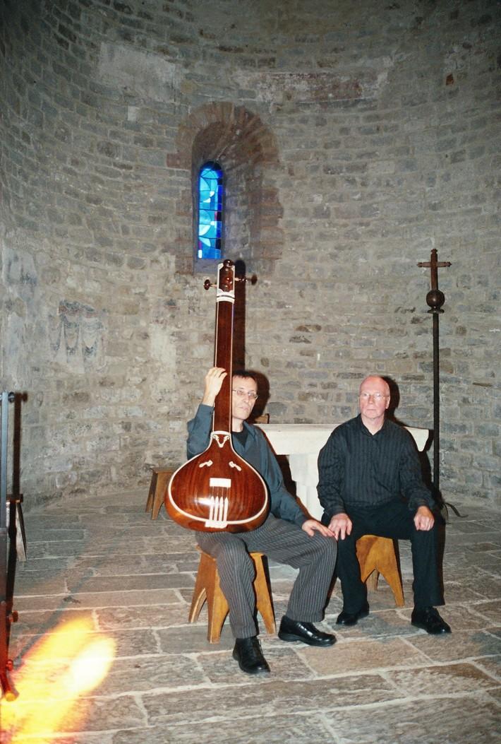 Auzial 2005 with Rüdiger