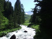Bergbach Arosa bemiso