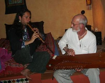 Double flute and Swarsangam