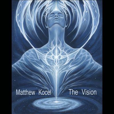 CD Cover artwork by Mykal Aubry