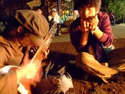 play with sitar