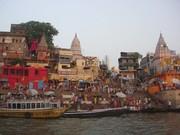 Ganga in Varanasi