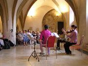 vola voce mit viola, alikvotní festival Prague 2009