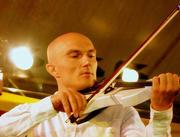 Miroslav Grosser on stage